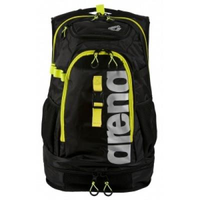 Foto van Arena rugzak Fastpack 2.1 black/fluo-yellow
