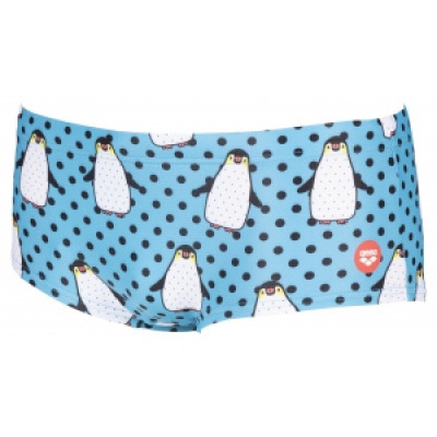 Foto van Arena Crazy Penguins Low Waist Short