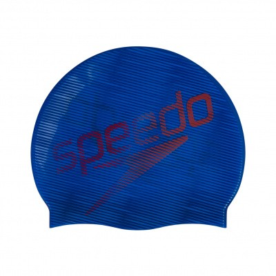 Foto van Speedo badmuts slogan print blue/red