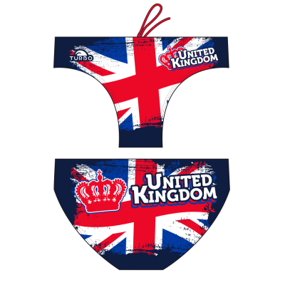 Foto van Turbo waterpolobroek United Kingdom