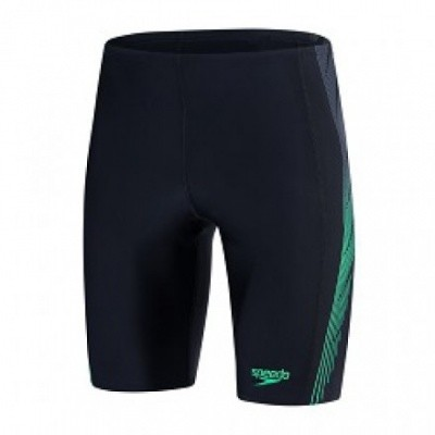 Foto van Speedo Jammer Pan black/green