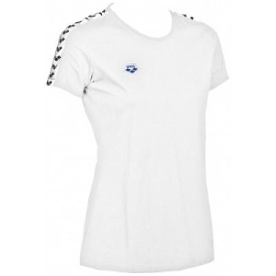 Foto van Arena T-Shirt Team white-white-black