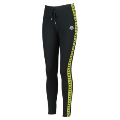 Foto van Arena sportbroek Caroline Team black-soft green