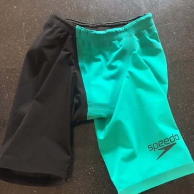 Foto van Speedo LZR Elite 2 jammer green-black
