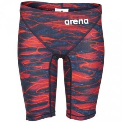 Foto van Arena Jammer Powerskin ST 2.0 JR Limited Edition blue/red