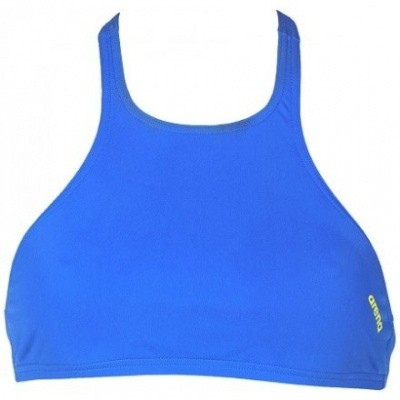 Foto van Arena Crop top Think Blue