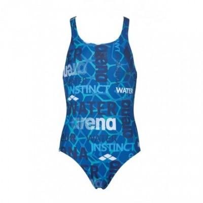 Foto van Arena meisjes badpak Evolution Swim Pro Back