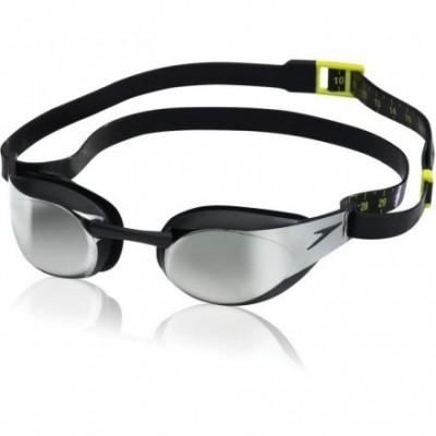 Foto van Speedo zwembril Fastskin Elite Mirror Zwart