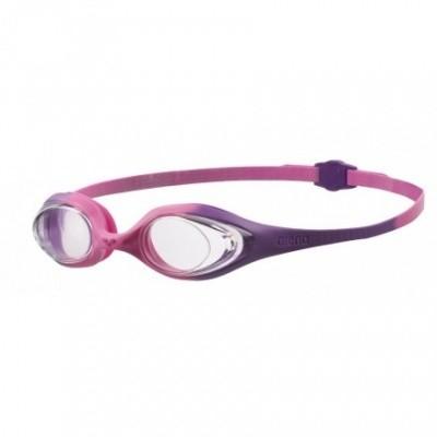 Foto van Arena junior zwembril Spider paars/roze