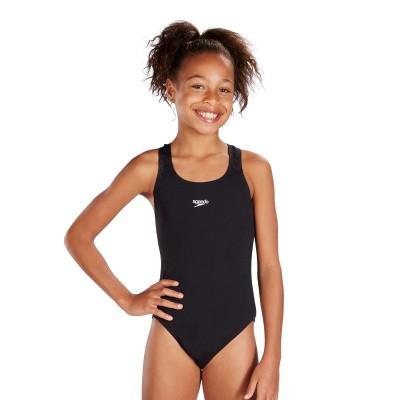 Foto van Speedo meisjesbadpak Medallist Zwart