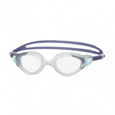 Foto van Speedo zwembril Futura Biofuse 2 Grey/Blue Dames