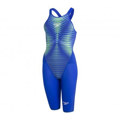Foto van Speedo wedstrijdbadpak LZR Pure Valor OB blue