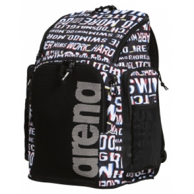 Foto van Arena rugtas Team Backpack 4 Allover neon-glitch