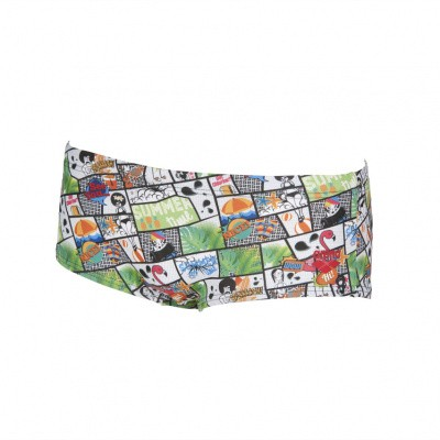 Foto van Arena Summer Comics Low Waist Short