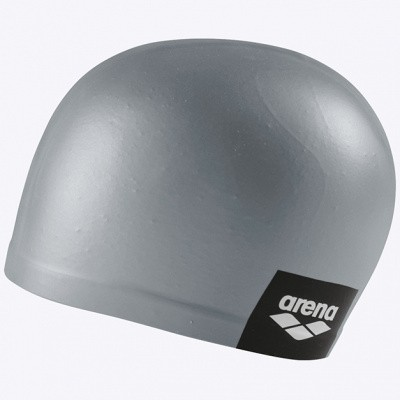 Foto van Arena badmuts logo moulded grey