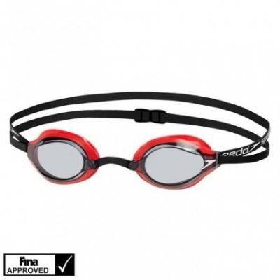 Foto van Speedo zwembril Speedsocket 2 zwart/rood