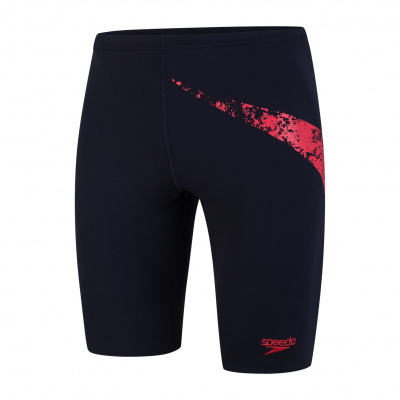 Foto van Speedo heren Jammer Boomstar navy/red
