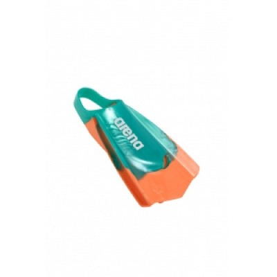 Foto van Arena powerfin Pro Multi aqua orange