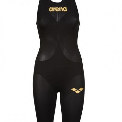 Foto van Arena Powerskin Carbon Air 2 OB black-black-gold
