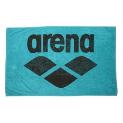Foto van Arena Soft Towel mint espresso