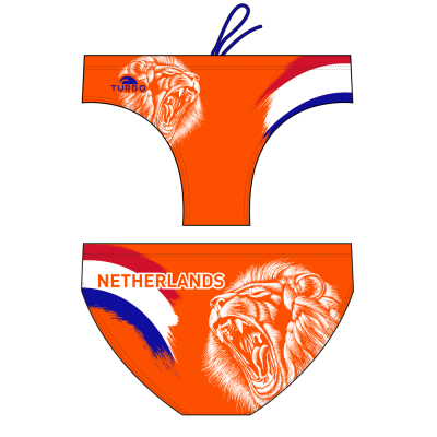 Foto van Turbo waterpolobroek Netherlands