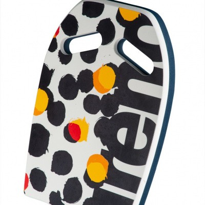 Foto van Arena Printed Kickboard polka-dots