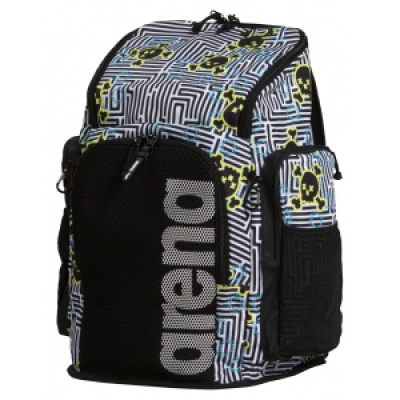 Foto van Arena rugtas Team Backpack 45 Allover crazy-labyrinth