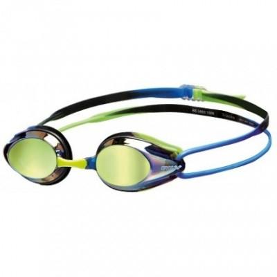 Foto van Arena zwembril Tracks Mirror blue-blue-green
