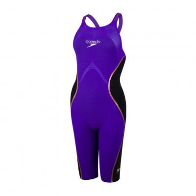 Foto van Speedo wedstrijdbadpak Pure Intent OB purple-black