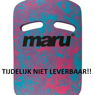 Foto van Maru Two Grip Kickboard blauw/ roze