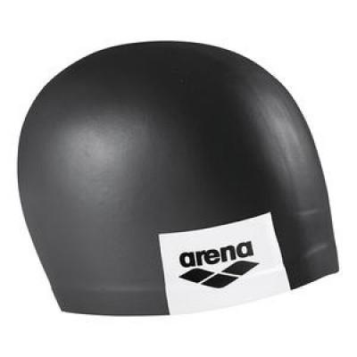 Foto van Arena badmuts logo moulded black