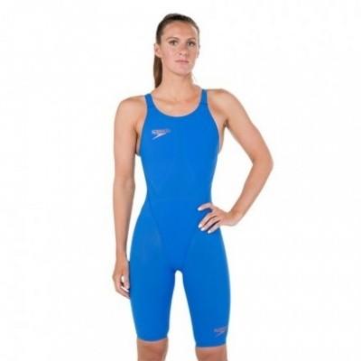 Foto van Speedo wedstrijdbadpak LZR Element OB blue