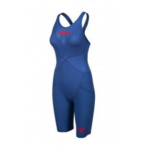 Arena Powerskin Carbon Glide FBSLCB ocean blue