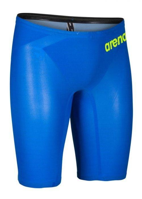 Arena Powerskin Carbon Air2 Jammer electric blue