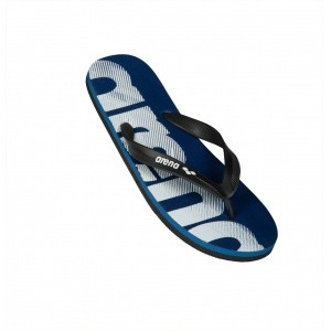Arena Teenslipper Flip Flop blauw