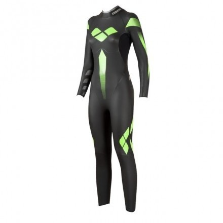 Arena Powerskin Racing Triwetsuit D/H