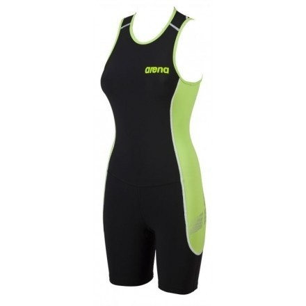 Arena powerskin ST Rear Zip Trisuit dames