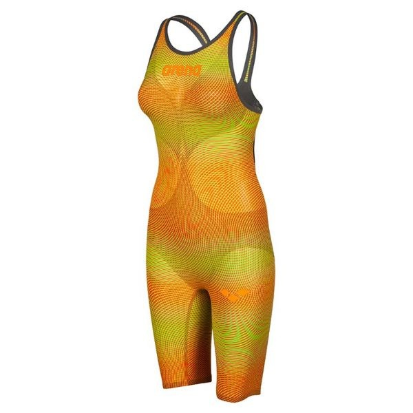 Arena Powerskin Carbon Air2 OB Limeted Edition Lime orange