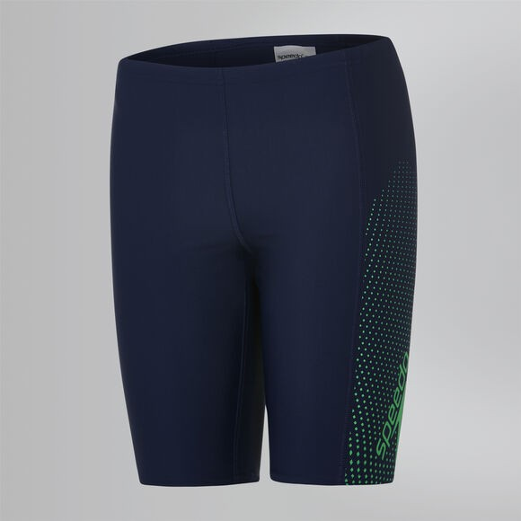 Speedo Jammer Gala JR Navy green