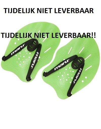 Maru Handpaddle groen