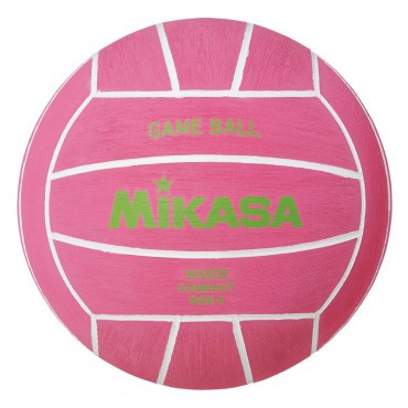 Mikasa Waterpolobal W5509PNK no. 4 dames roze