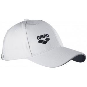 Arena Baseball cap white