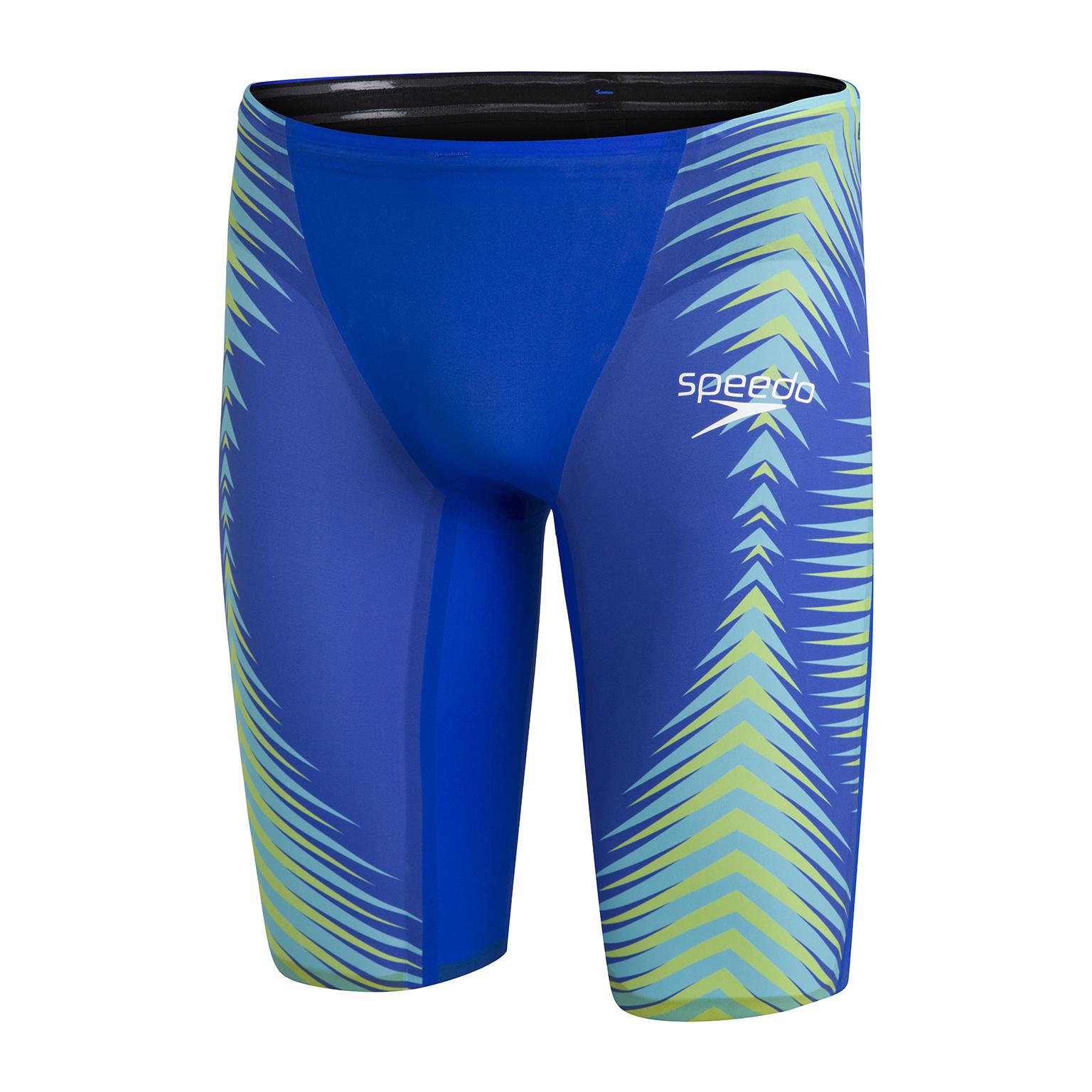 Speedo wedstrijdjammer LZR Pure Valor blue
