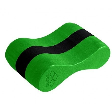 Arena pull buoy acid lime-black