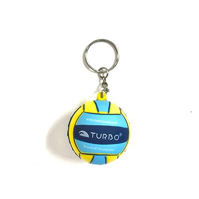 Sleutelhanger waterpolobal Turbo