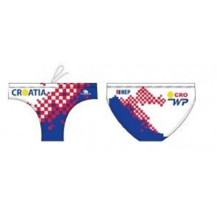 Turbo Waterpolobroek Croatia Bartels Sport Webshop