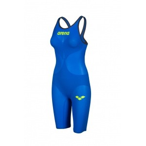 Arena Powerskin Carbon Air2 FBSLO electric blue