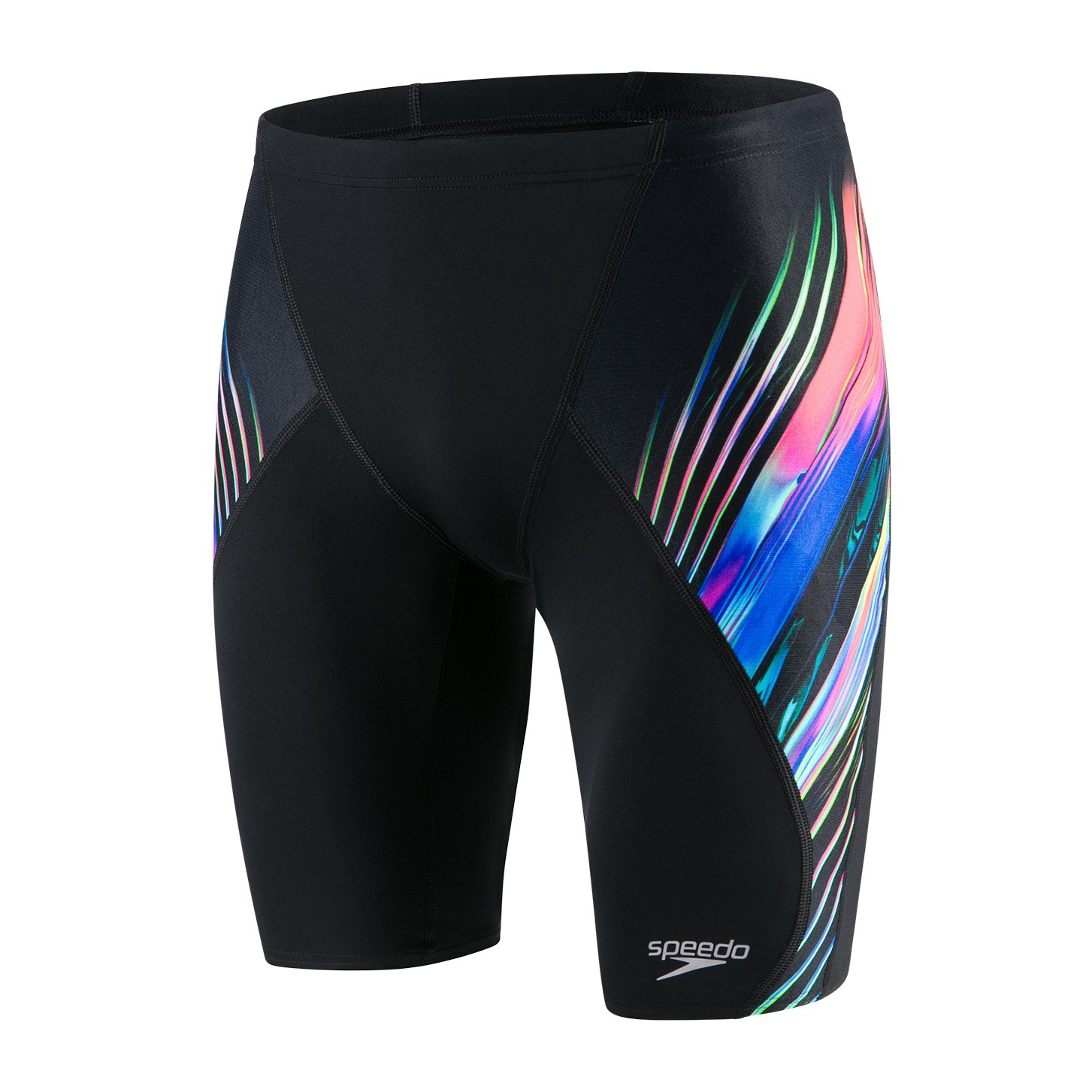 Speedo jammer Placem Dig bla/red