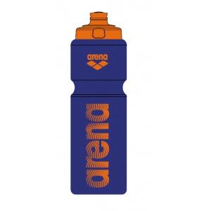 Arena Bidon Sport Bottle Navy- Orange