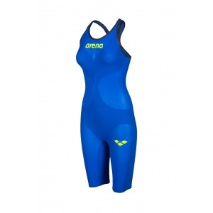 Arena Powerskin Carbon Air2 FBSLC electric blue